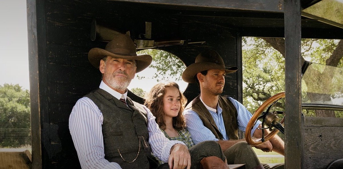 Pierce Brosnan's The Son debuts on AMC from BT next week