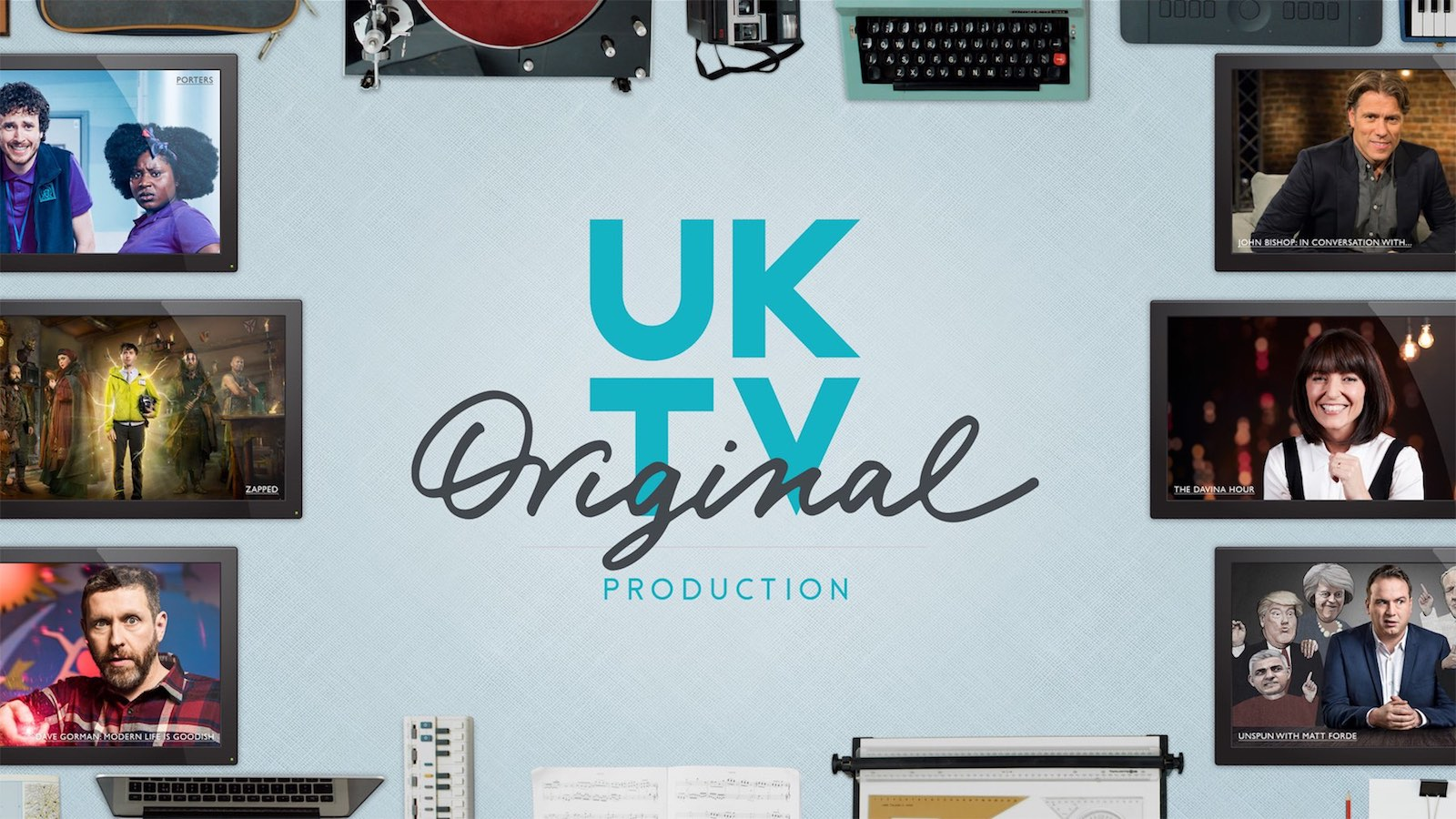 BBC takes control of UKTV as Discovery looks to streaming future