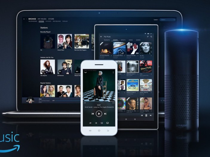 Amazon Music Unlimited goes live in the UK