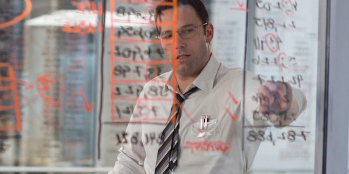 Pre-order Ben Affleck's The Accountant on Blu-ray and DVD