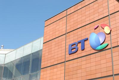 BT's Brentwood Customer Service Centre. Image: BT/VisMedia