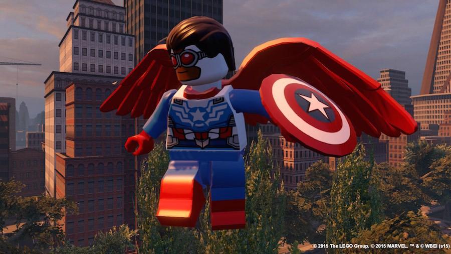LEGO  ® Marvel's Avengers