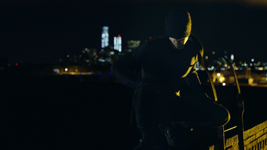 "Charlie Cox stars in the Netflix Original Series ""Marvel's Daredevil.""  Photo: Courtesy of Netflix © 2014 Netflix, Inc. All Rights Reserved."