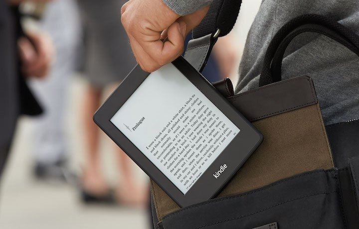 UK ebook market shows first decline in seven years