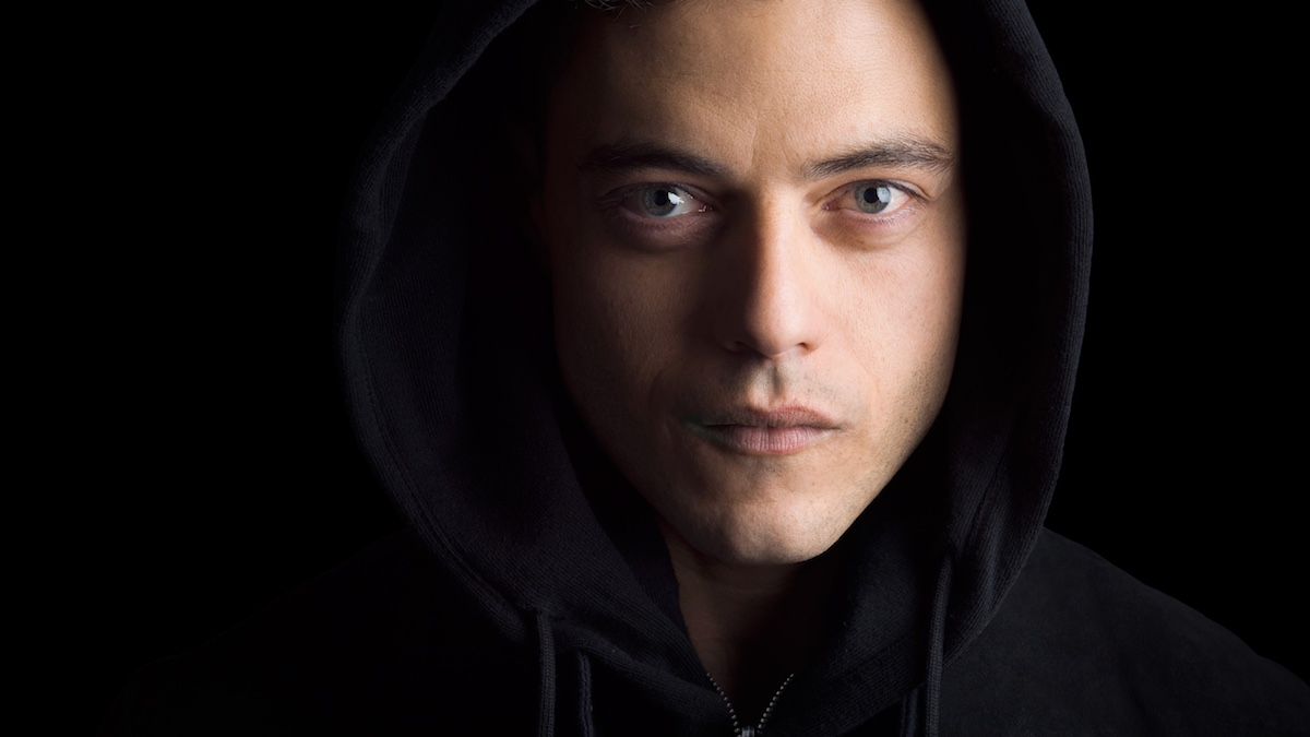 Mr Robot airs on Universal