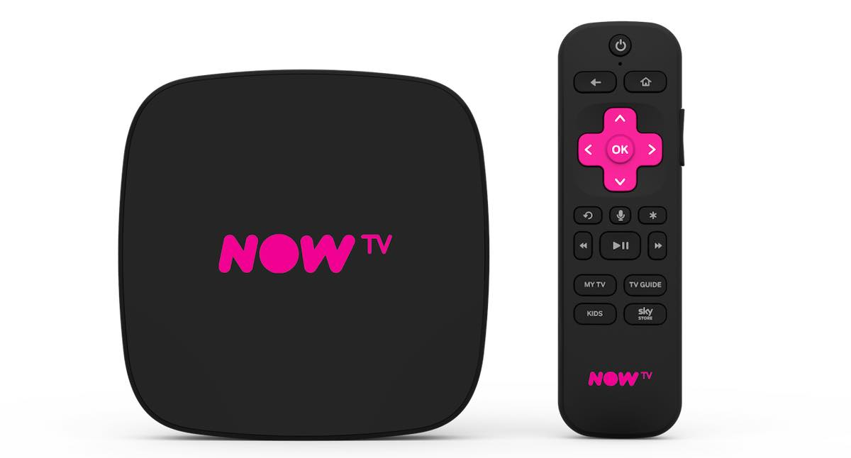Review: Now TV Smart Box with 4K & Voice Search – SEENIT