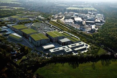 Image: Pinewood Shepperton plc