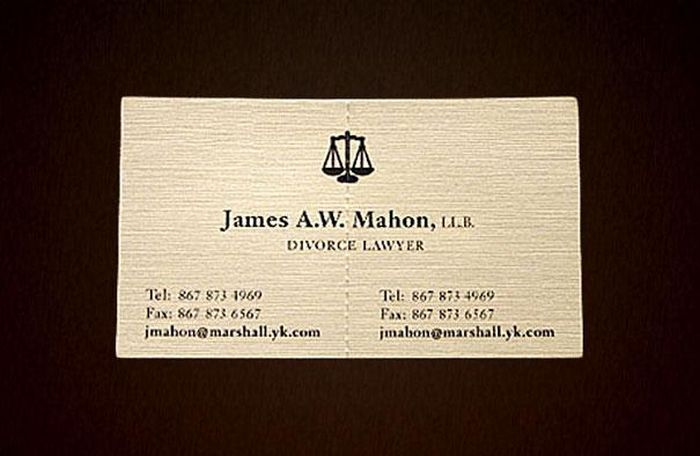 28 most eye catching business cards ever amazingly creative