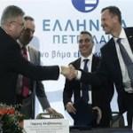Ο Μεγαλύτερος Ενεργειακός Όμιλος στην Ελλάδα Κατασκευάζει τη Μεγαλύτερη Μονάδα ΑΠΕ στη Χώρα
