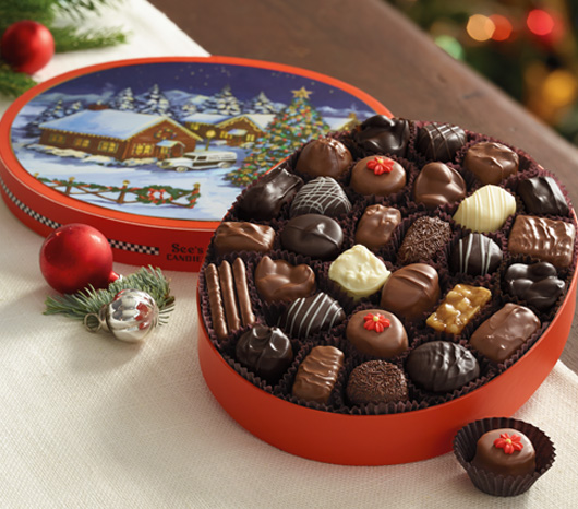 Chocolate Amp Candy Gifts Sees Candies