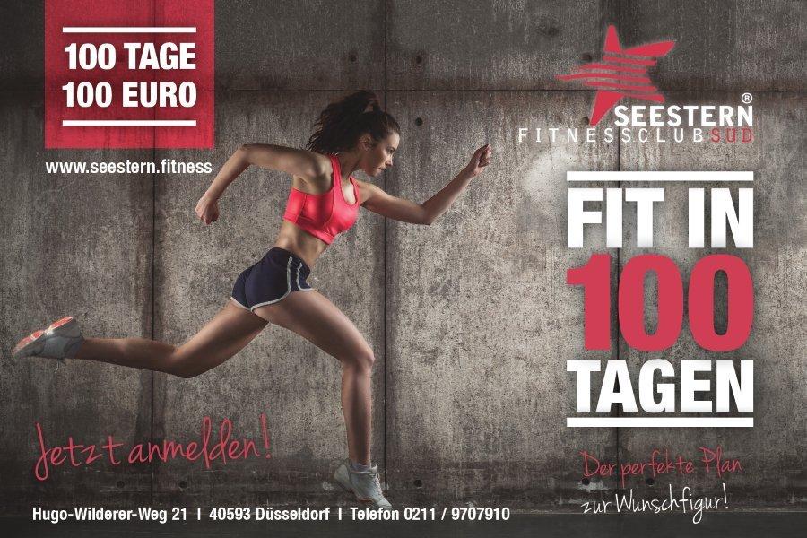 100 Tage für 100 Euro