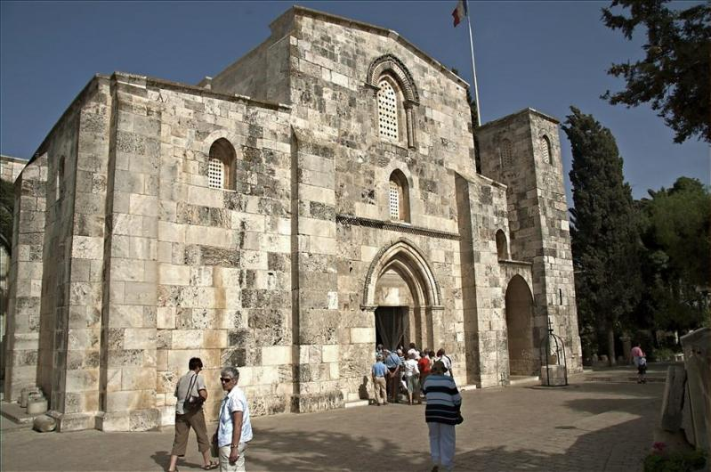 Church Of St Anne 171 See The Holy Land