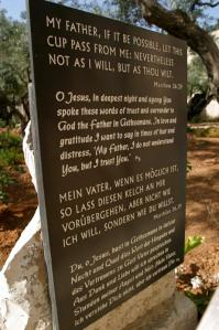 Gethsemane