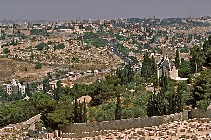 Mount Of Olives 171 See The Holy Land