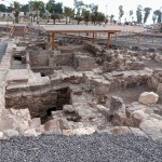 Ritual baths at Magdala (Seetheholyland.net)