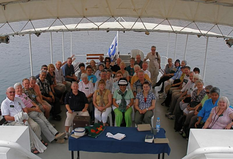 Going on a pilgrimage « See The Holy Land