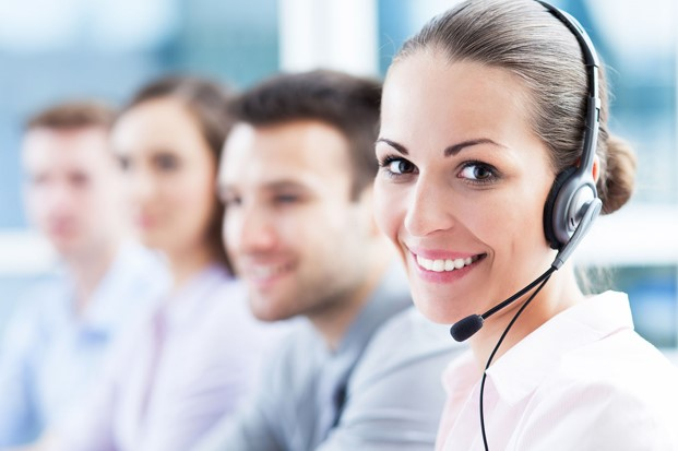 Contact our call center today