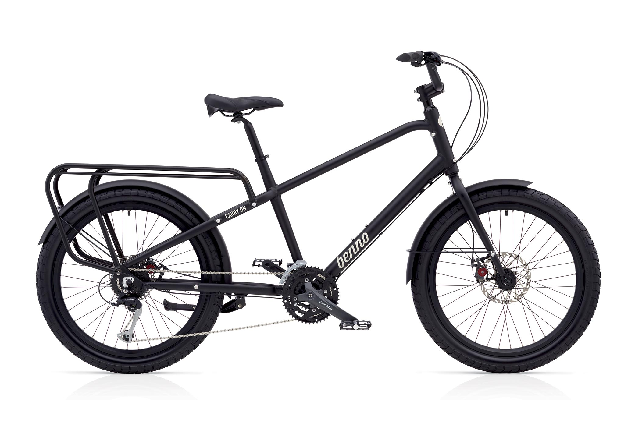 Benno Bikes Carry On 27d