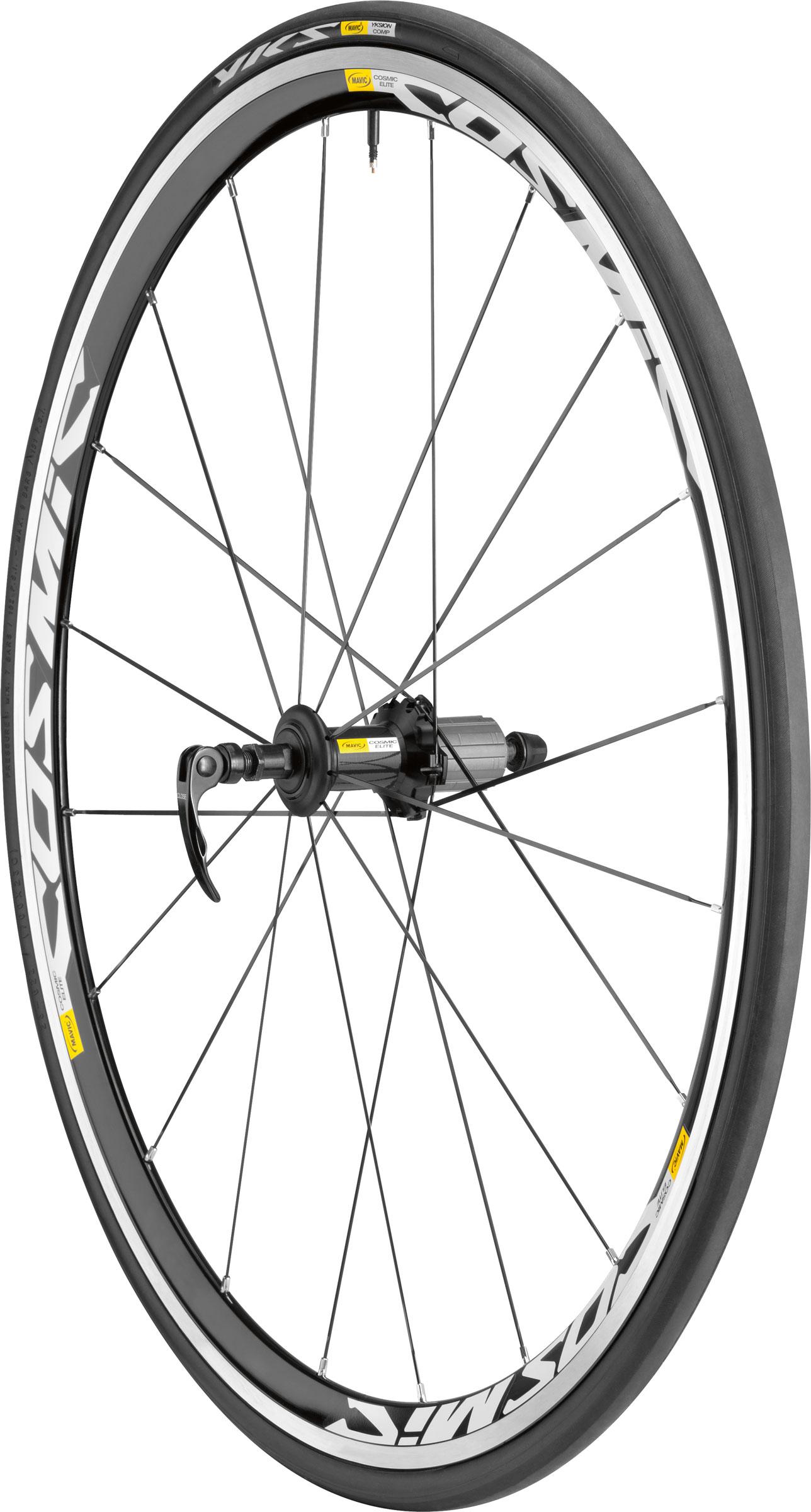Mavic Cosmic Elite S Rear Wheel Tire