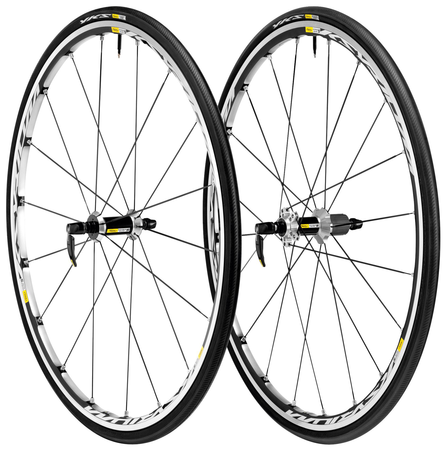 Mavic Ksyrium Elite S Wheel Tire Set