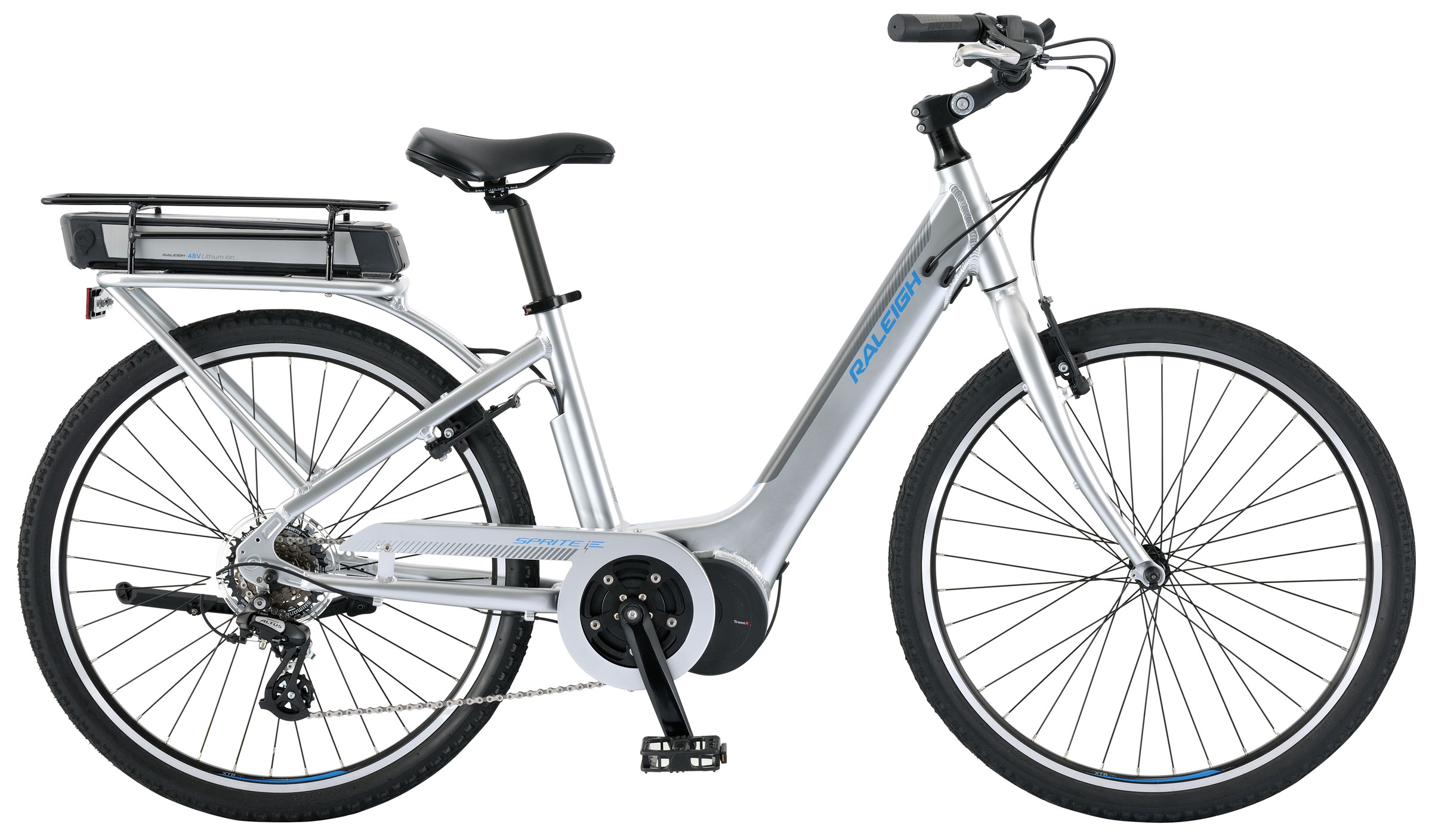 Raleigh Electric Sprite Ie
