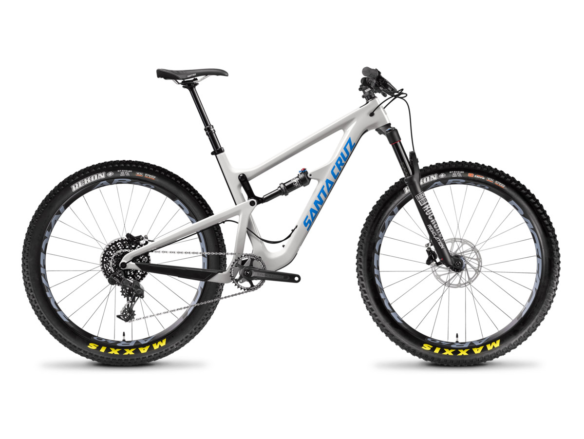 Santa Cruz Hightower R Carbon C 27