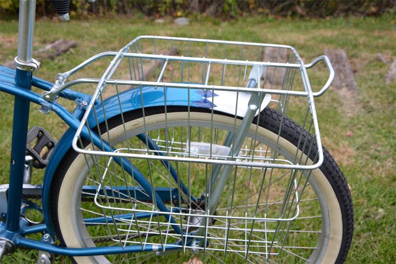 bike carrier basket online