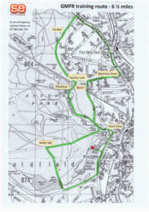 6.5 miles GMFR map