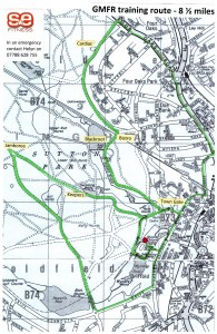 8.5 miles GMFR map