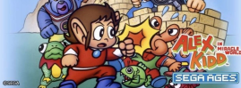 SEGA Ages : Alex Kidd in Miracle World