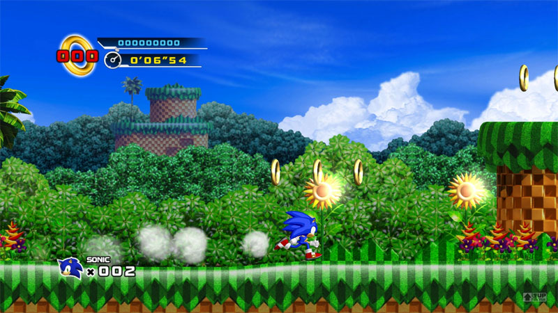 Sonic The Hedgehog 4 Episode I Ps3 Xbox 360 2010 Review Stuff And That