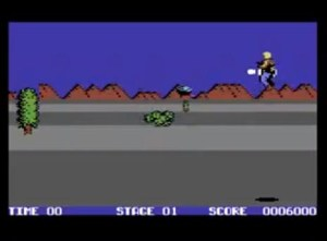 Space Harrier - Commodore 64 [1986]