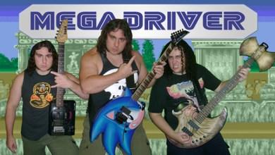 Mega Driver