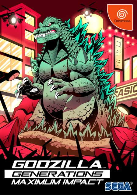 Godzilla Generations by Bowserina