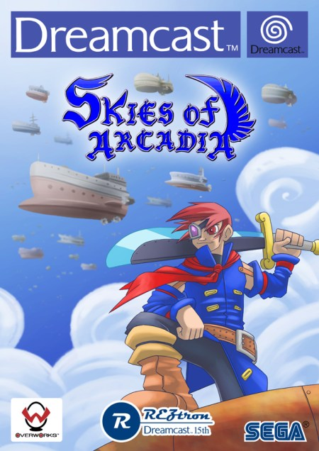 Skies of Arcadia by Axur Eneas