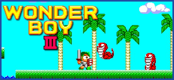 Wonder Boy - Header - Dragons Trap