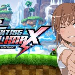 SEGA Dengeki Bunko Fighting Climax Railgun