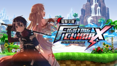 Fighting Climax SEGA stages