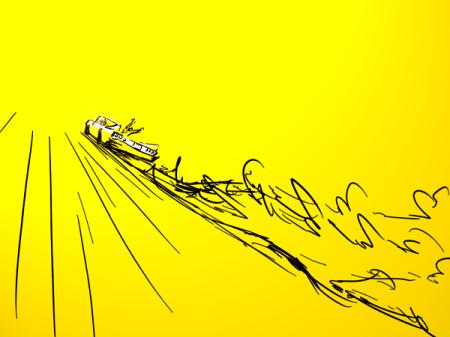 Crazy Taxi by 'no