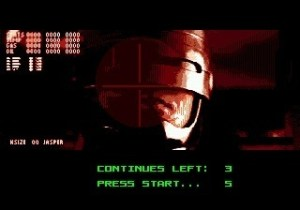 If you never see this screen, you cheated.