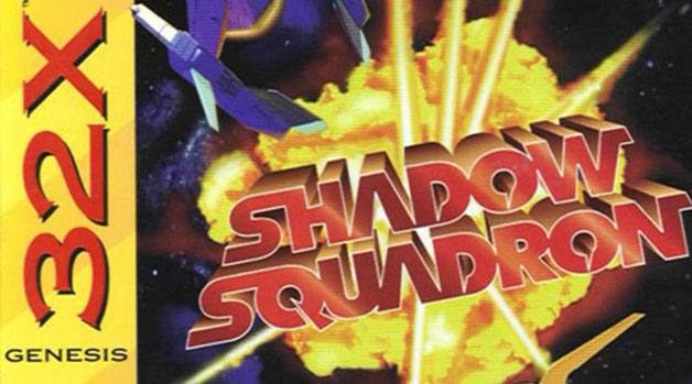 Shadow Squadron - Stellar Assault - 32X