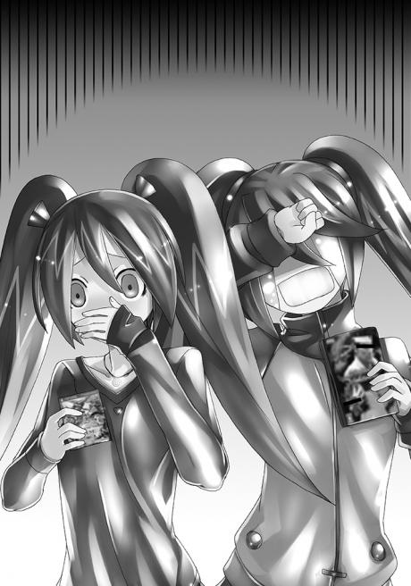 SEGA Hard Girls Light Novel vol 2