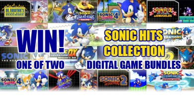 Sonic's 23rd birthday giveaway