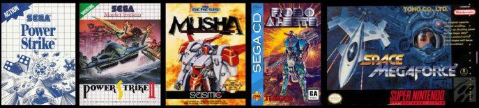 musha_retrospective_US_covers