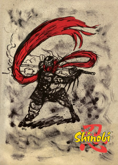 Shinobi Hotsuma by Kopke