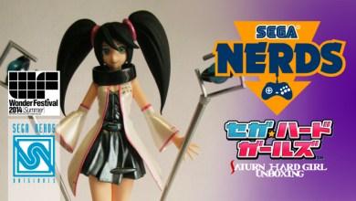Sega Saturn Hard Girl figure
