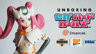 SEGA Dreamcast Hard Girl Figure Wonfes