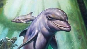 Yeaaaaaah, why not Ecco the Dolphin?!