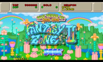 Review_Fantasy_Zone_II_2_3DS_title_screen