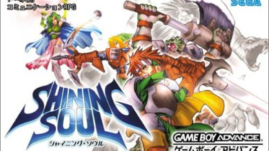 Shining Soul on Wii U Virtual Console
